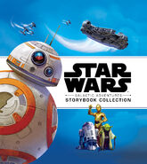 Galactic Adventures Storybook Collection
