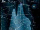 Espace Hutt/Légendes