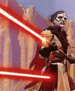 Bpfasshi Dark Jedi