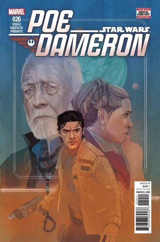 Poe Dameron 20: La Légende Retrouvée 1