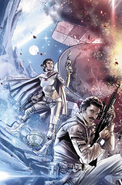 Star Wars Shattered Empire 3 cover