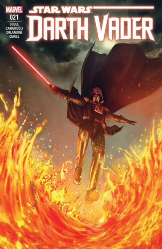 Dark Vador: Seigneur Noir des Sith 21: La Forteresse de Vador 3