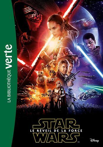 Star Wars épisode VII : Le Réveil de la Force (roman jeunesse)
