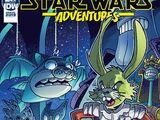 Star Wars Aventures Annuel 2019