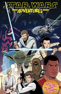 Star Wars Adventures SDCC Special