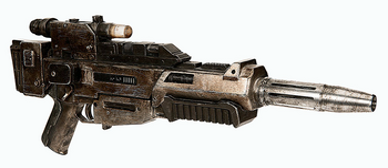 Fusil blaster EL-16