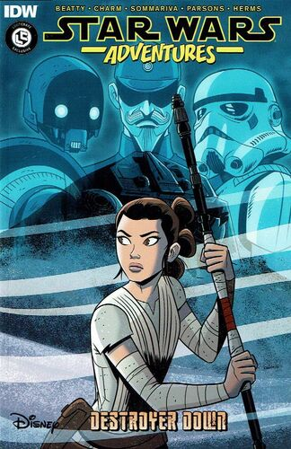 Star Wars Aventures: Destroyer Down