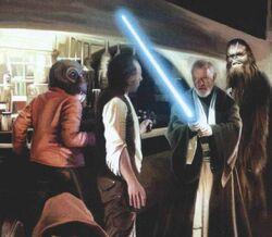 Ponda Obi-Wan Tatooine