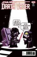 Darth Vader Dark Lord of the Sith 1 Baby