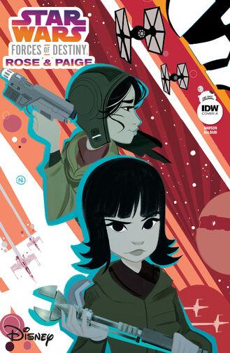 Star Wars : Forces du Destin — Rose & Paige