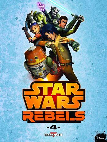 Star Wars Rebels Tome 4