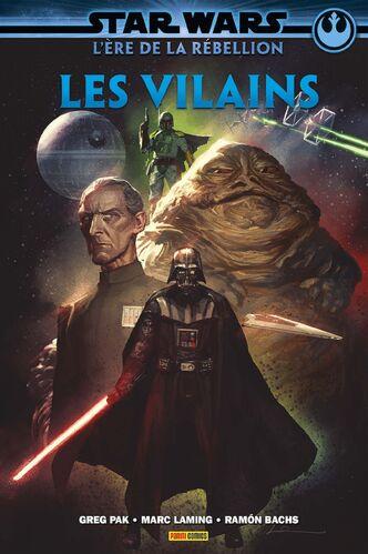 Star Wars : L'Ère de la Rébellion — Les Vilains
