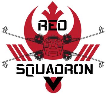 Escadron Red