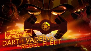 Dark Vador, pilote redoutable