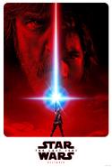 The Last Jedi affiche