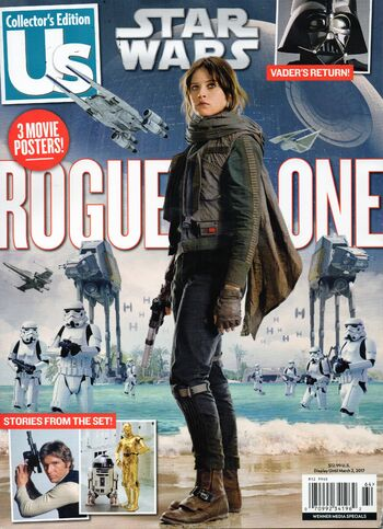 Us Magazine Collector's Edition - Star Wars Rogue One