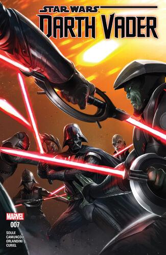 Dark Vador: Seigneur Noir des Sith 7: Les Ténèbres Étouffent la Lumière 1