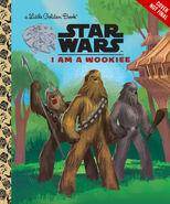 I Am a Wookiee A Little Golden Book CNF