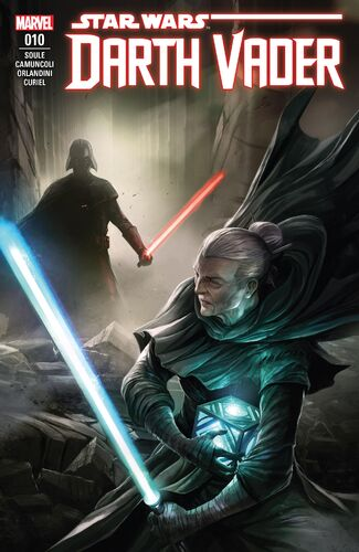 Dark Vador: Seigneur Noir des Sith 10: Les Ténèbres Étouffent la Lumière 4