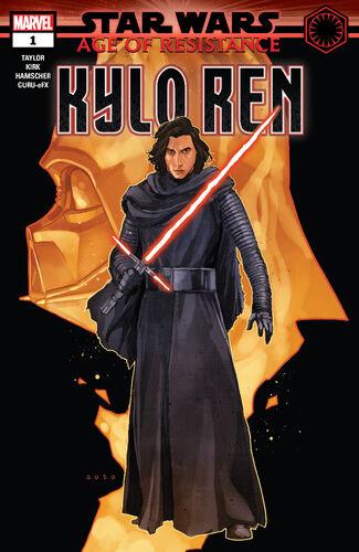 Age of Resistance: Kylo Ren 1