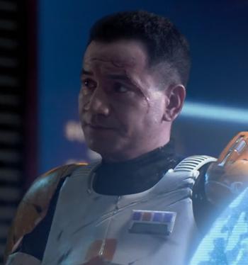 Commandant clone