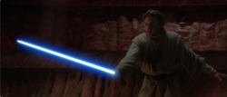 Kenobi Fights Dooku