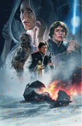 Star Wars 13 Aleksi Briclot textless variant