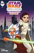 Star Wars Adventures Forces of Destiny Ahsoka & Padmé