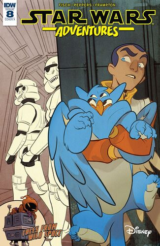 Star Wars Aventures 8