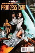 Star Wars Princess Leia Vol 1 1 Hastings Variant