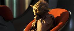 Yoda durant la crise de Naboo