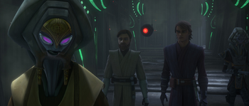 Le Jedi oublié