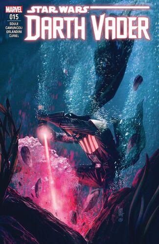 Dark Vador: Seigneur Noir des Sith 15: Mers de Feu 3