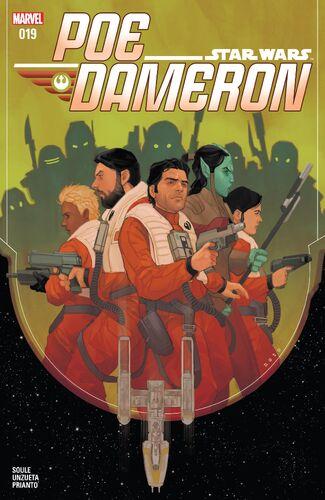 Poe Dameron 19: Histoires de Guerre 3