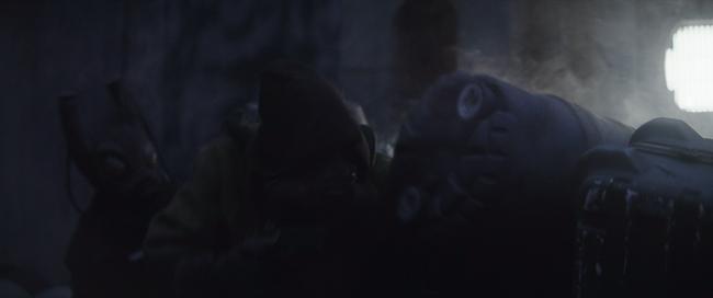 Bounty Hunters Sneaking The Mandalorian
