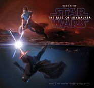 The Art of The Rise of Skywalker Cover