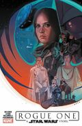 Rogue One comic TPB cover