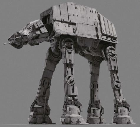 Transport blind tout terrain du premier ordre star wars - Lego star wars tb tt ...