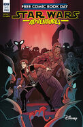 Star Wars Adventures Free Comic Book Day 2019