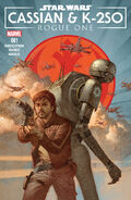 Star Wars Rogue One — Cassian & K-2SO Special