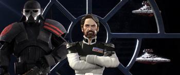 Vestige de l'Empire d'Adelhard
