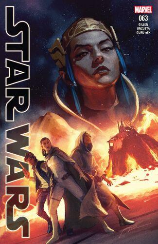Star Wars 63: Le Châtiment de Shu-Torun 2
