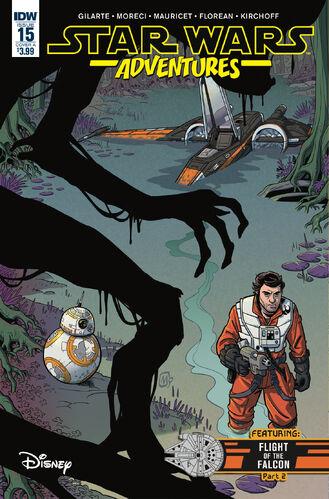 Star Wars Aventures 15