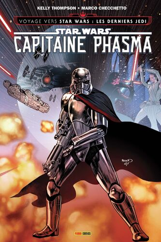 Star Wars : Capitaine Phasma