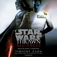 Thrawn : Alliances (livre audio)