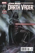 Star Wars Dark Vador 1