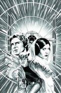 Star Wars Vol 2 5 Sketch Textless Variant