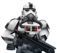 Jump trooper Commander