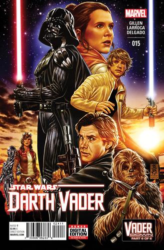 Dark Vador 15: Vador Abattu 6