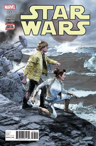 Star Wars 33: Des Rebelles Naufragés